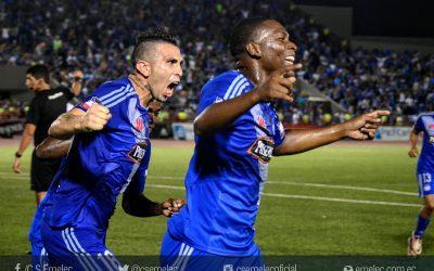Emelec arranca la segunda etapa con triunfo 1-0 ante Delfín