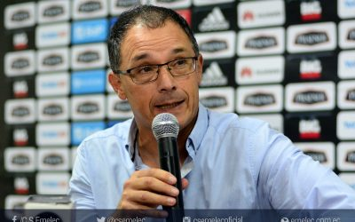 """Arias: """"La idea es rotar jugadores, no queremos desgastar al equipo"""""""