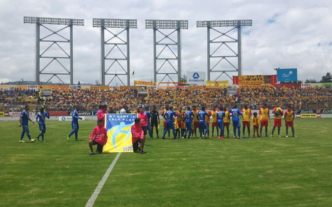 Emelec jugará el domingo en Quito frente al Aucas a partir de las 12h00