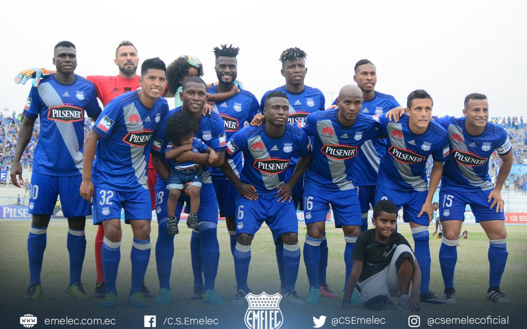 Emelec visits River Ecuador on the second date