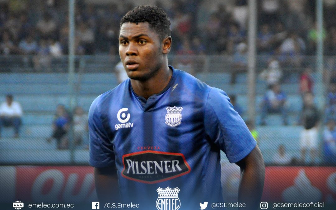 Emelec acquires the rights of Marlon de Jesús