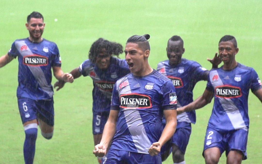 Sub-16 y Sub-18 vencieron a El Nacional en Quito y siguen punteros