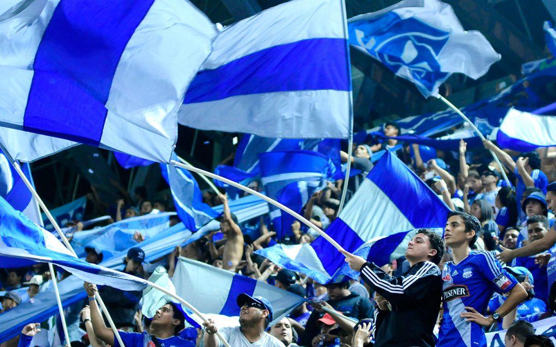 Precios y detalles para el partido Emelec VS Liga de Quito