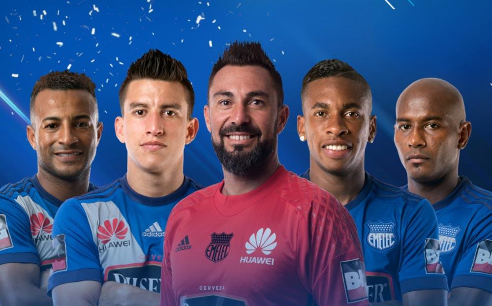 5 jugadores del 'Bombillo' convocados a la Selección
