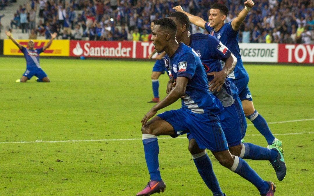 Clasificados a octavos de final con triunfo 3-0 sobre Melgar