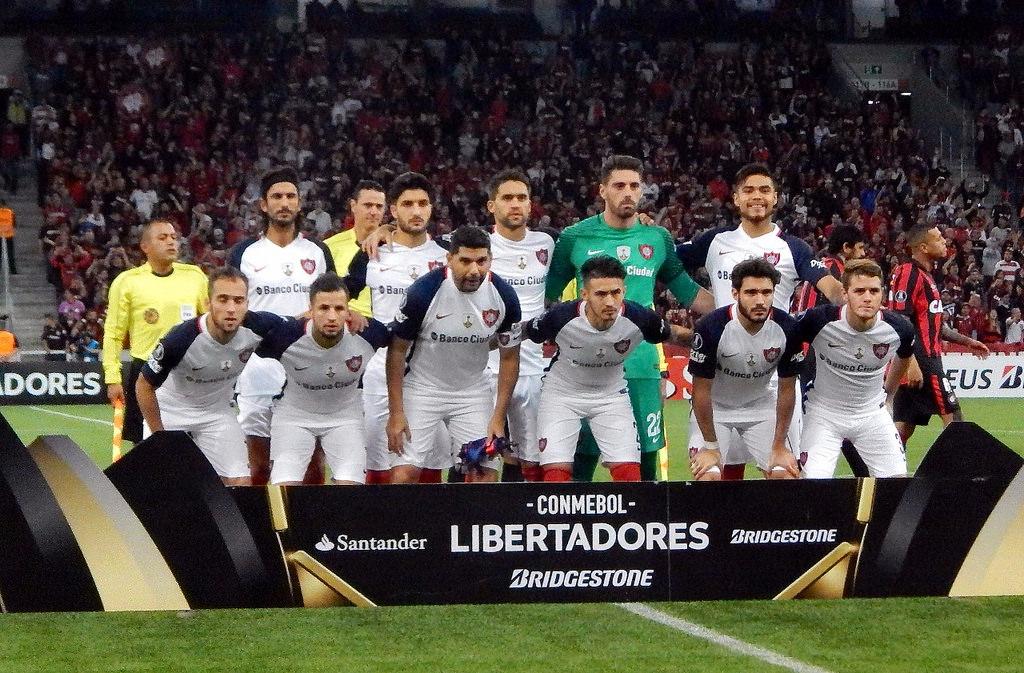San Lorenzo de Argentina llega este martes al país
