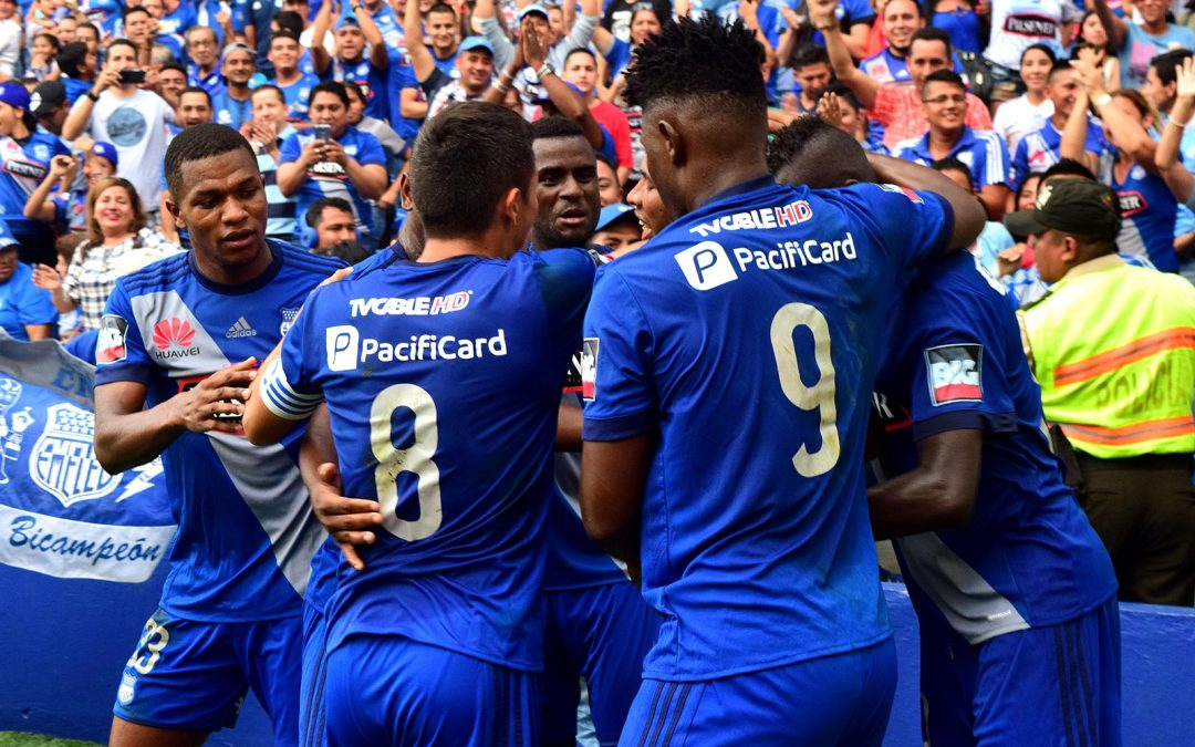 El Bombillo se impuso a Liga de Quito en la caldera