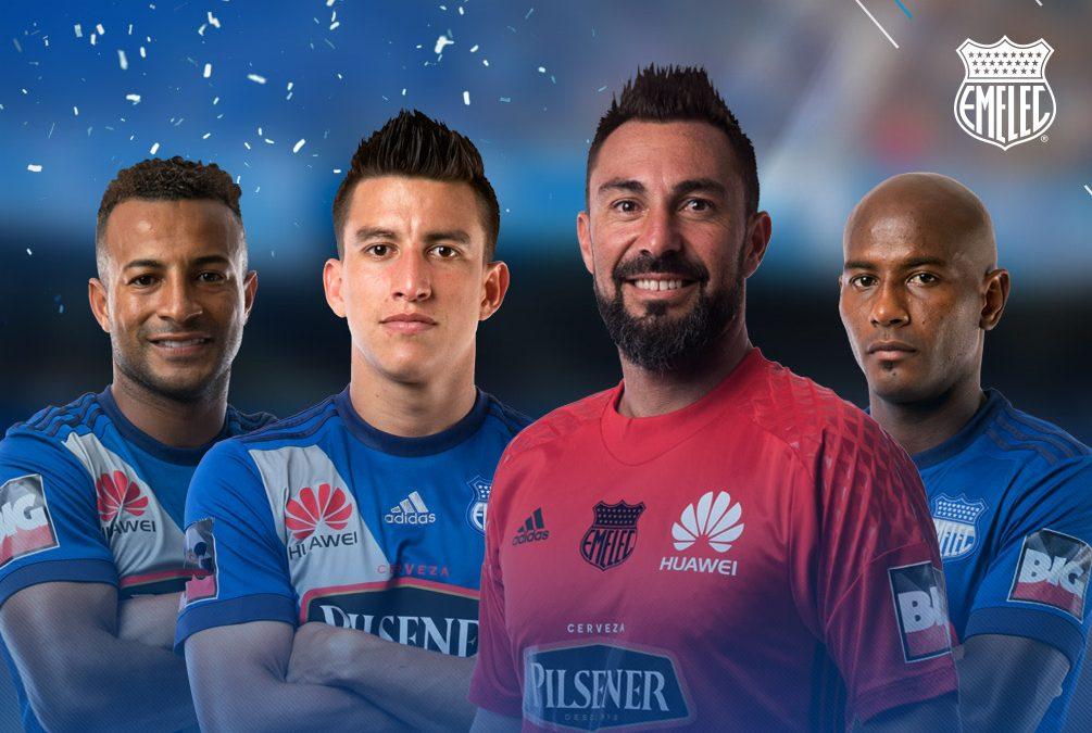 4 jugadores del 'Bombillo' convocados a la Selección