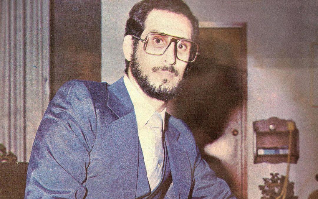 Hasta siempre Ricardo Estrada, presidente campeón de 1979