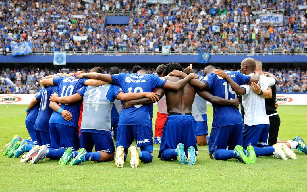 Emelec jugará por octava ocasión una final nacional