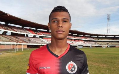 Estéfano Arango se suma al Club Sport Emelec