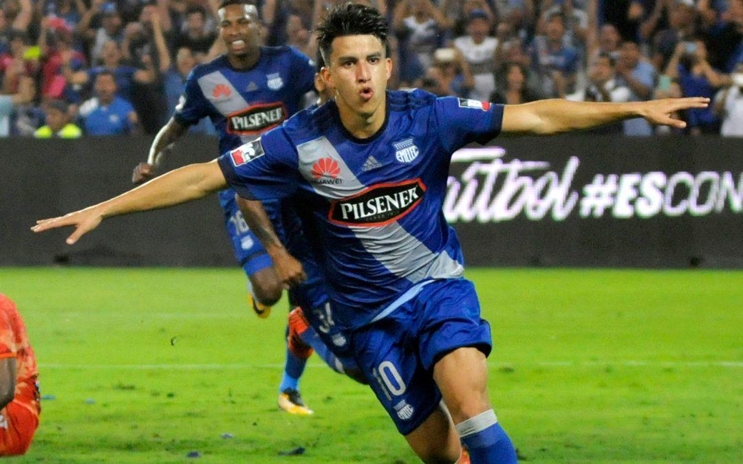 Fernando Gaibor es transferido a Independiente de Argentina