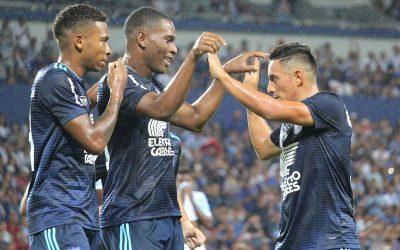 Victoria 4-1 sobre Guayaquil City FC en la Copa del Pacífico