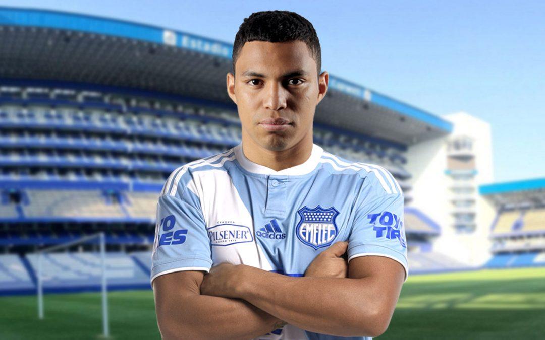Jefferson Montero se suma al Club Sport Emelec