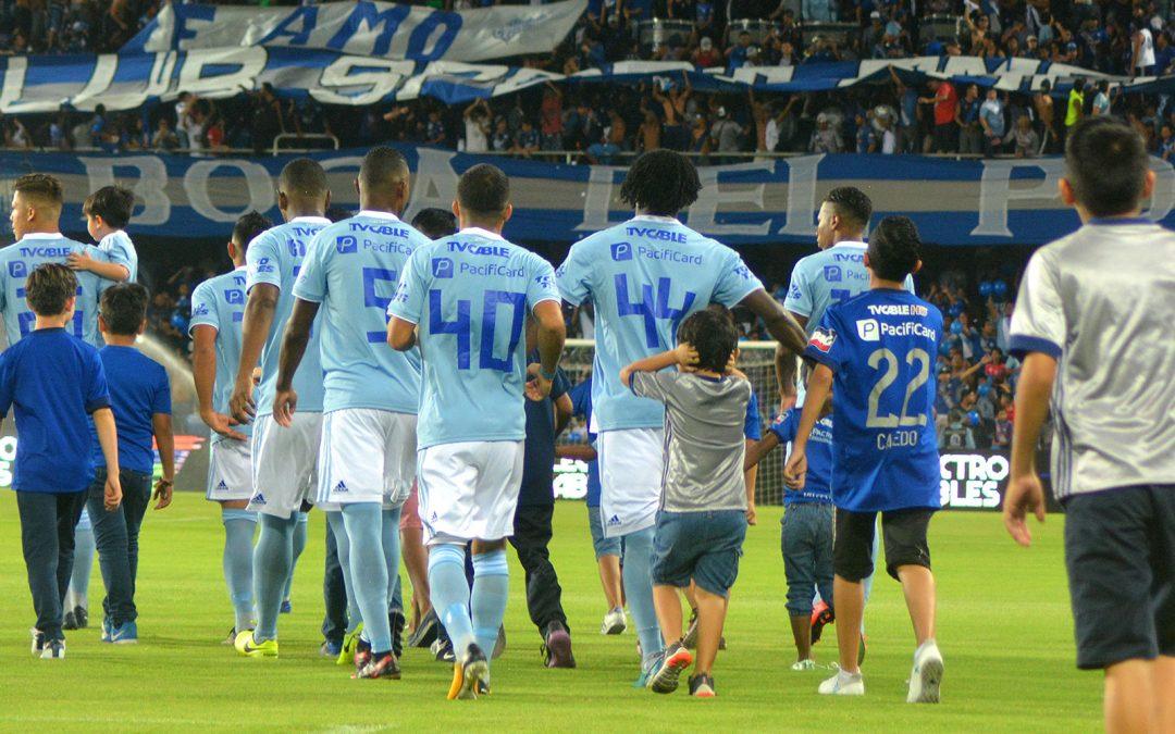 Emelec jugará ante Santa Fe su partido #200 de Libertadores