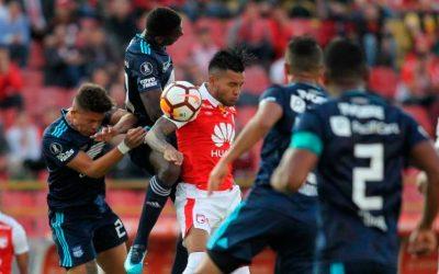 Emelec enfrenta por octava ocasión a Independiente Santa Fe