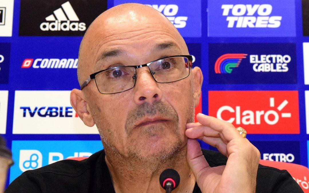 """Alfredo Arias: """"La mejoría del equipo va a venir a partir de este triunfo"""""""