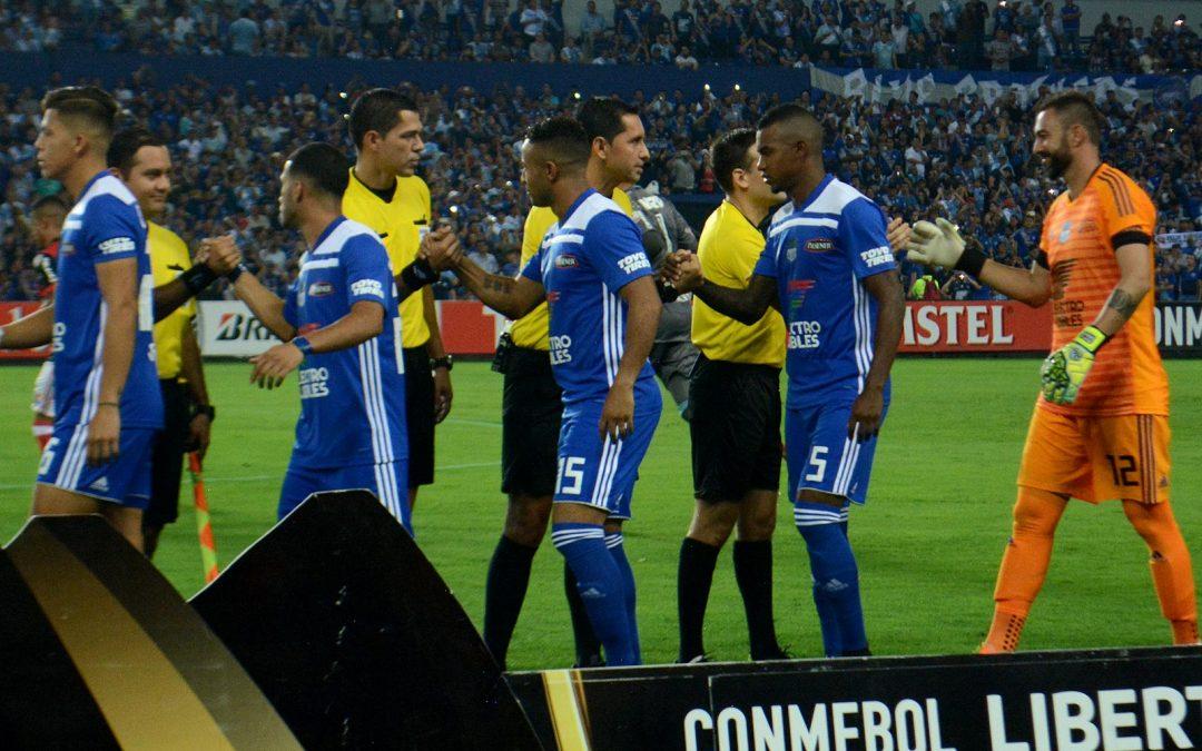 Resultado de imagen para copa libertadores 2019 emelec