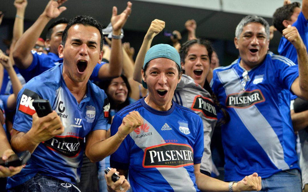 Precios y detalles para el partido Emelec VS Guayaquil City
