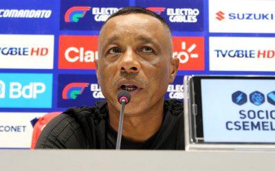 """Héctor Rodríguez: """"Los 3 puntos son justos, por lo hecho en la cancha"""""""