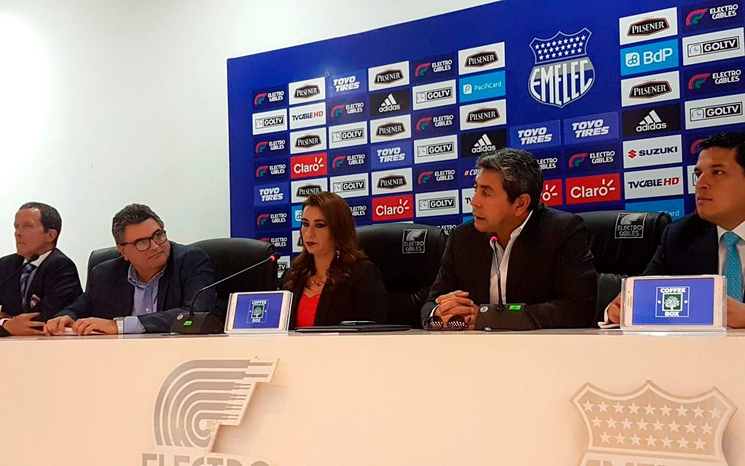 'Cero Tolerancia': Emelec y Fiscalía firman acta de compromiso, buscando erradicar la violencia en nuestro estadio