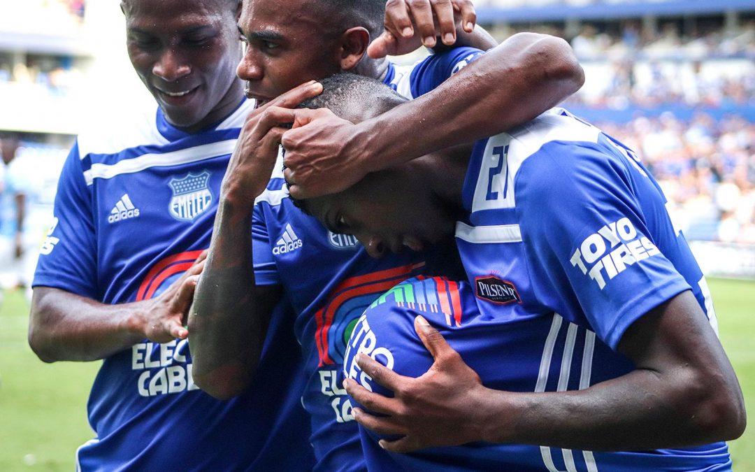Victoria 3-0 sobre Guayaquil City