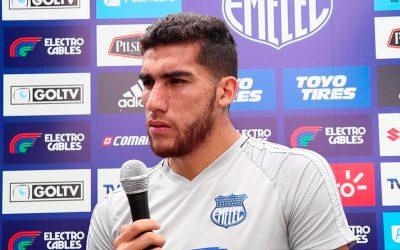 """Leandro Vega: """"El partido que hicimos fue muy bueno"""""""