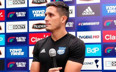 """Marcos Mondaini: """"Espero poder reincorporarme lo más pronto posible"""""""
