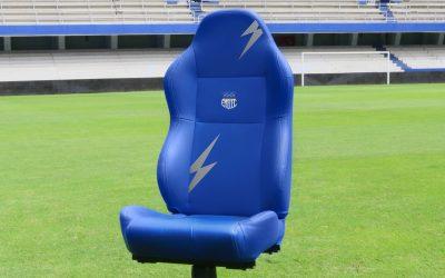 La silla personalizada del Bombillo puede ser tuya