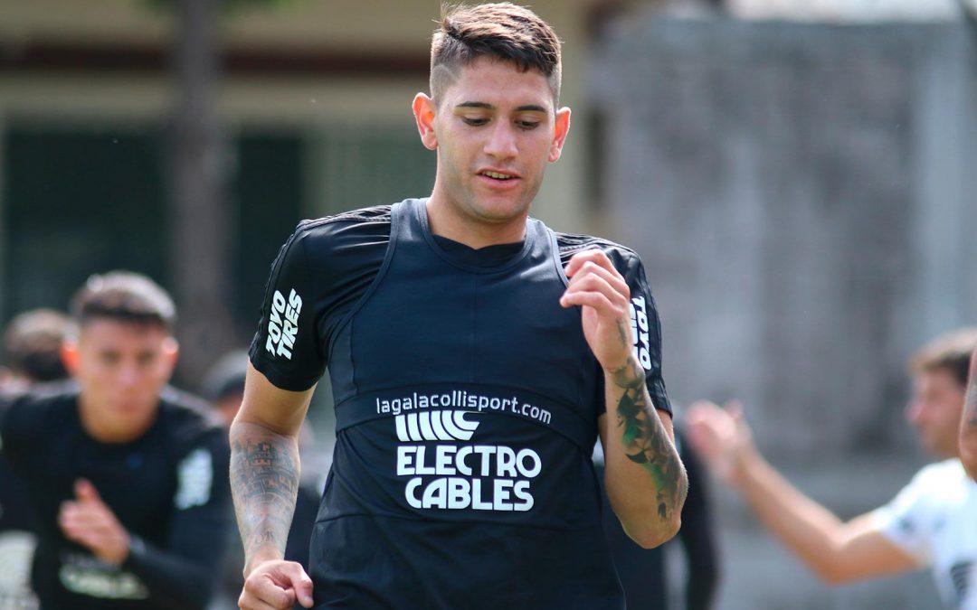 """Joel López: """"Emelec trabaja día a día para conseguir el objetivo"""""""