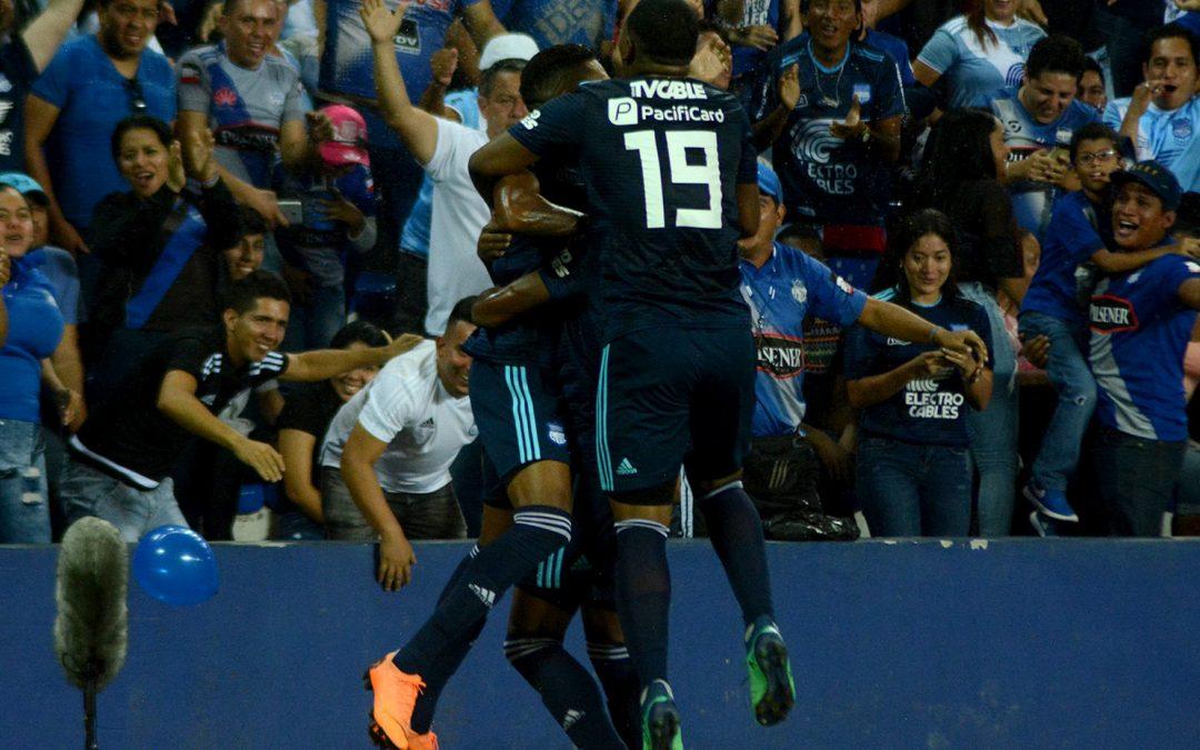 Precios y detalles para el partido Emelec vs. Independiente