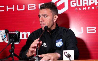 """DT Mariano Soso: """"Es una victoria significativa para nosotros, nos acerca al objetivo"""""""