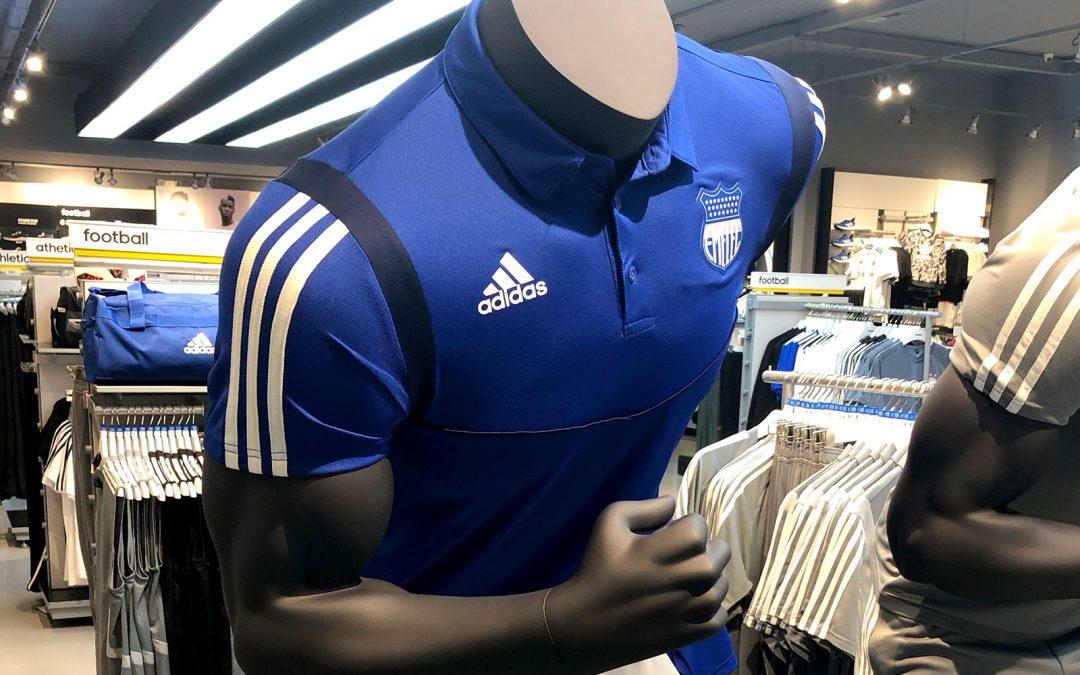 adidas presenta la indumentaria de entrenamiento del Club Sport Emelec