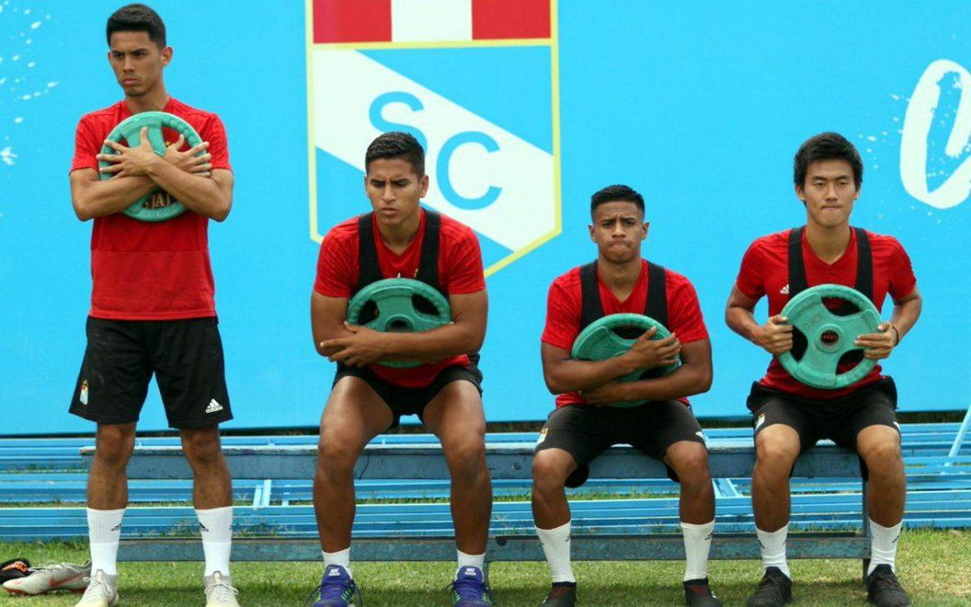 Sporting Cristal arriba este martes, para enfrentar a Emelec en la Explosión Azul
