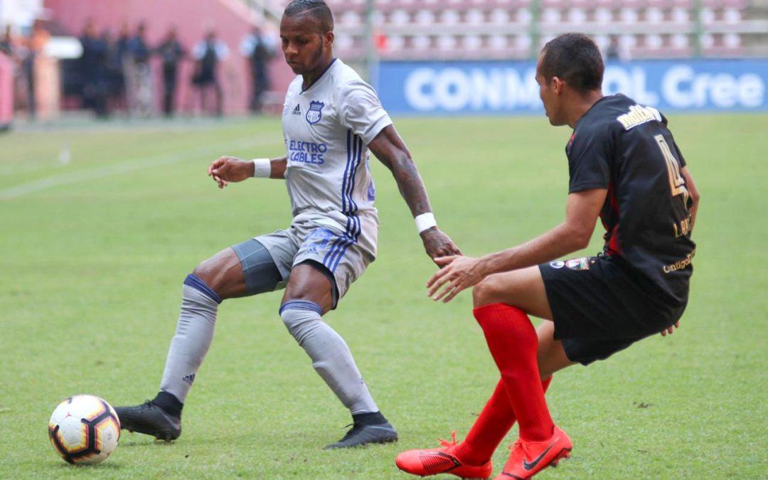 Empate frente a Deportivo Lara, en el debut de Libertadores