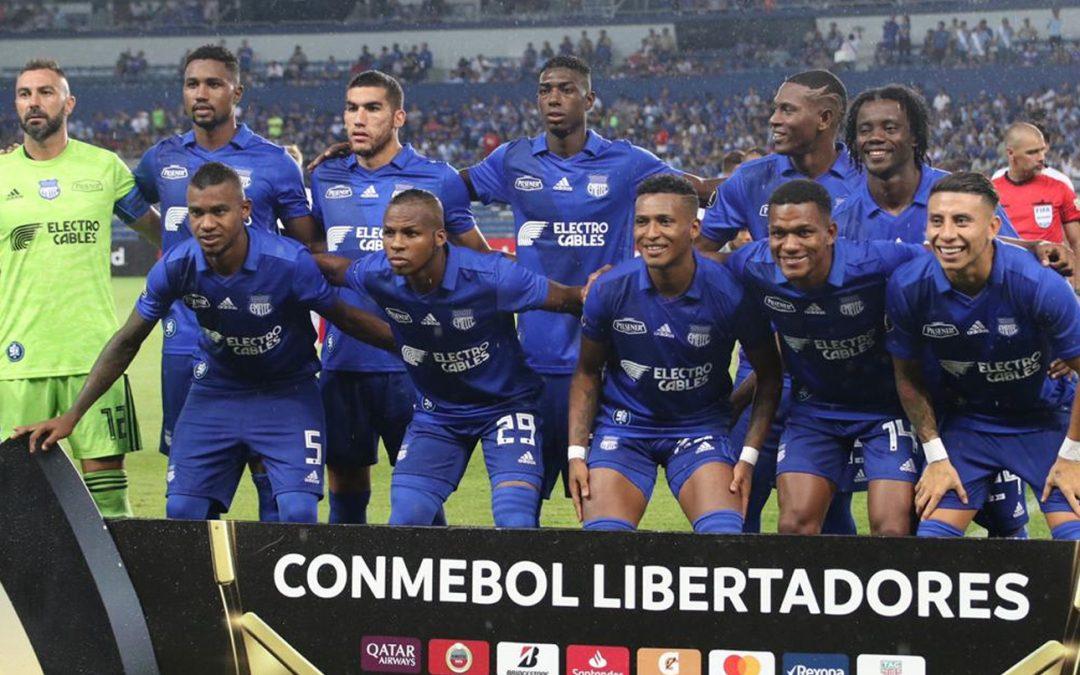 Precios y detalles para el partido Emelec vs. Cruzeiro