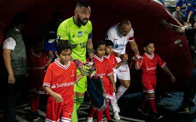 Ya tenemos a los Scort Kids que acompañarán a Emelec y Cruzeiro