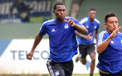 """Angulo: """"Se está trabajando para no cometer errores y sacar un buen resultado en Quito"""""""