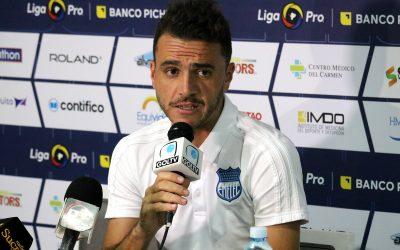 """Mariano Soso: """"considero que la salida es lo más saludable para Emelec"""""""