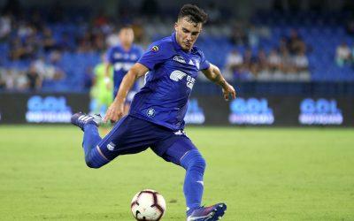 Nicolás Queiroz fue prestado a Liga de Portoviejo