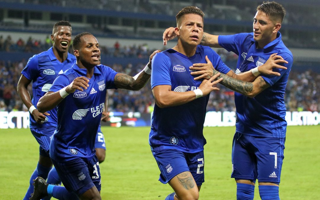 Emelec debuta en Copa Ecuador con victoria frente a Puerto Quito