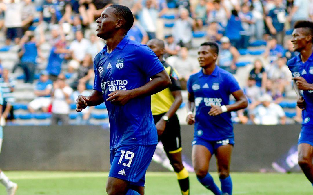 Emelec venció a Universidad Católica 1-0