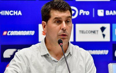 """Ismael Rescalvo: """"el equipo hizo un partido bastante completo"""""""