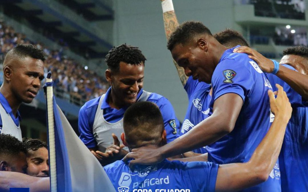Emelec vence a Técnico Universitario y clasifica a la semifinal de Copa Ecuador