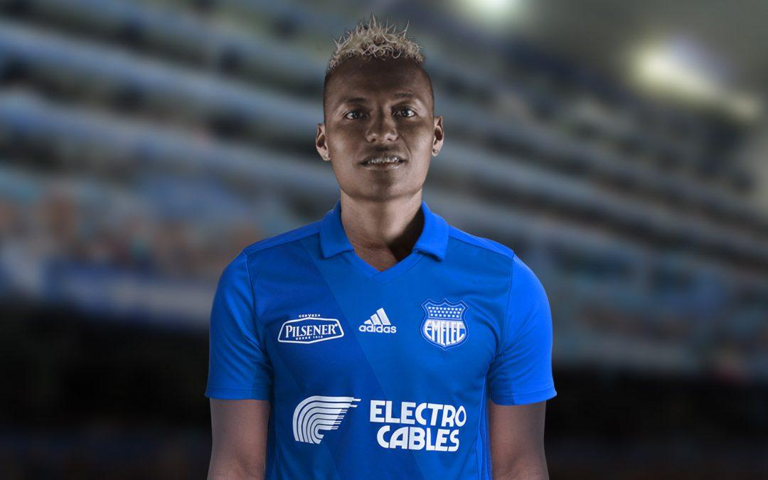 Jefferson Caicedo se integra al Club Sport Emelec