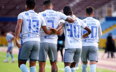 Emelec sumó un punto en Quito