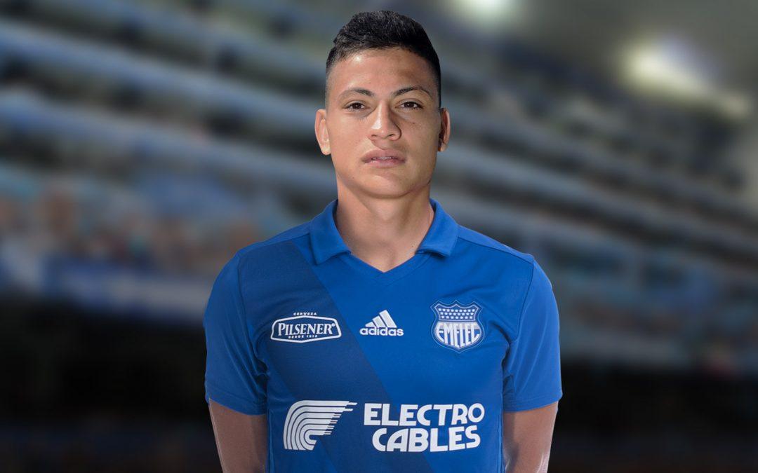 El Club Sport Emelec adquiere los derechos del jugador Alexis Zapata