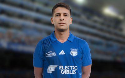 Facundo Barceló se integra a las filas del Club Sport Emelec