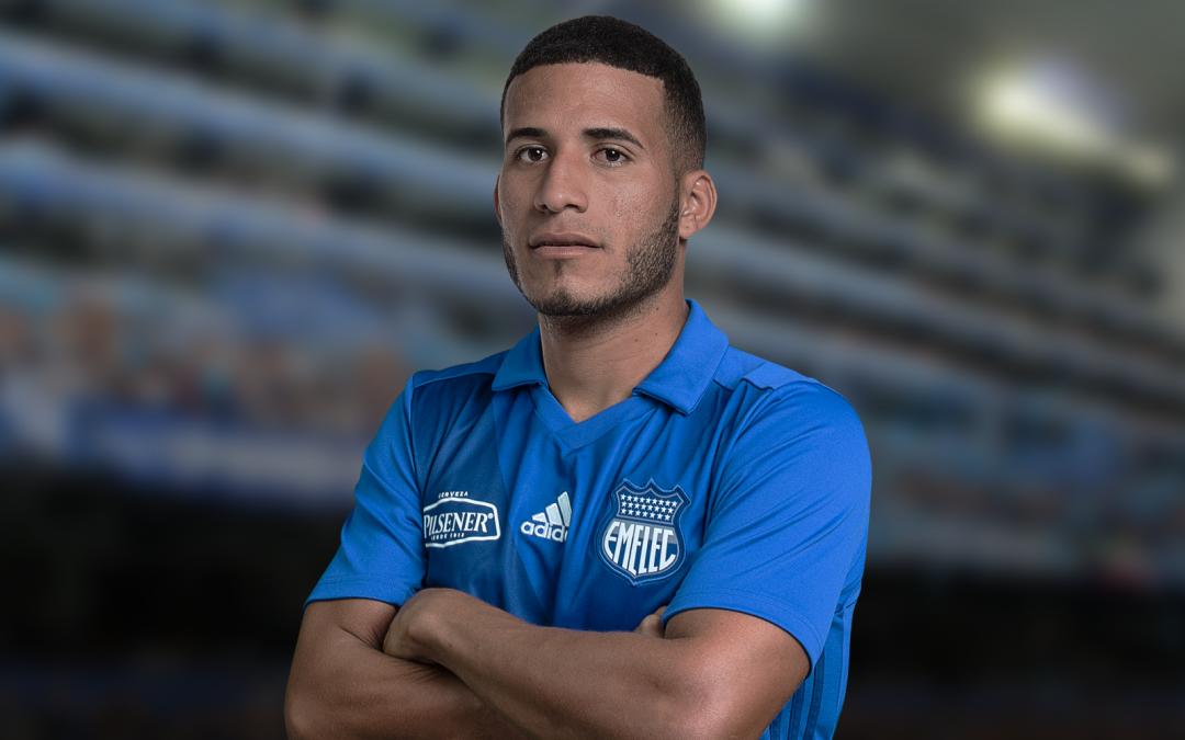 Robert Burbano se reintegra al Club Sport Emelec para la temporada 2020