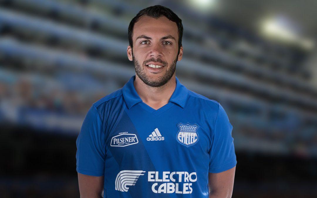 Sebastián Rodríguez refuerza al Club Sport Emelec